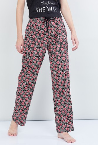 MAX Printed Elasticated Pyjamas