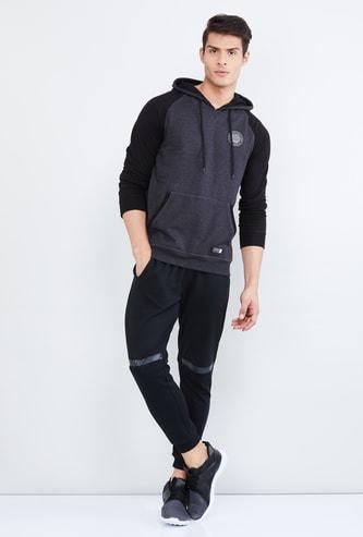 MAX Textured Hooded Sweatshirt