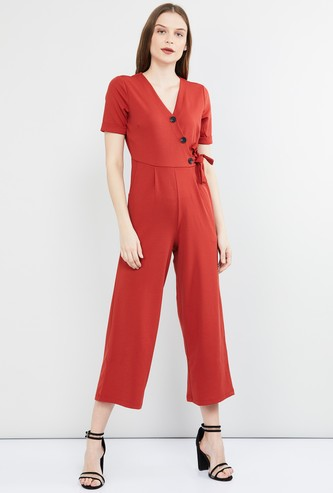 MAX Solid Jumpsuit