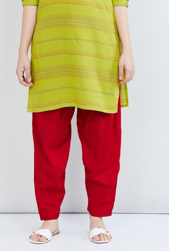 MAX Solid Salwar Pants