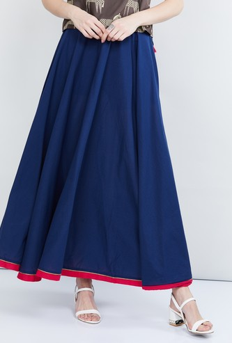 MAX Solid Elasticated Skirt