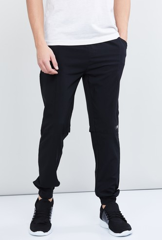 MAX Solid Elasticated Joggers