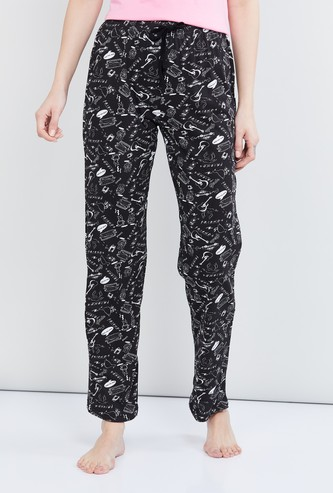 MAX Friends Print Pyjama Pants