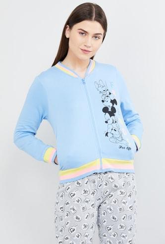 MAX Printed Lounge Sweatshirt