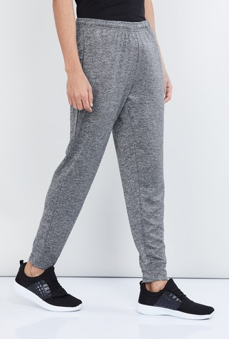MAX Melange Knitted Joggers