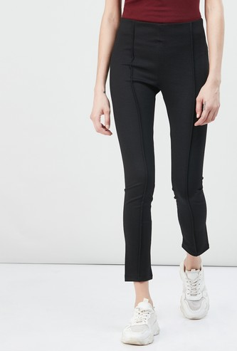 MAX Solid Elasticated Treggings