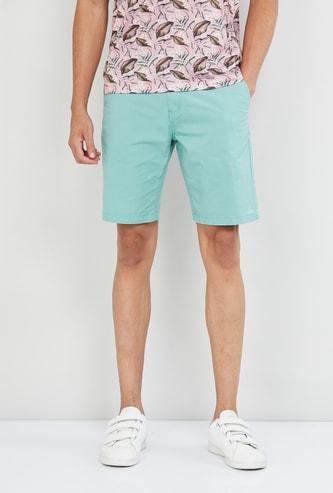 MAX Solid Causal Shorts