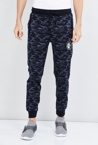 MAX Printed Knitted Joggers
