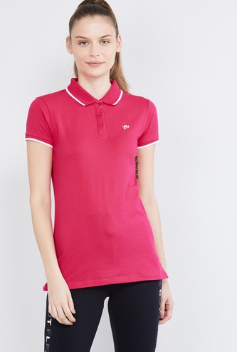 MAX Solid Training Polo T-shirt