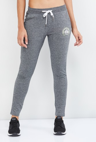 MAX Solid Knitted Track Pants
