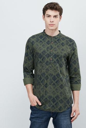 MAX Printed Shirt Kurta