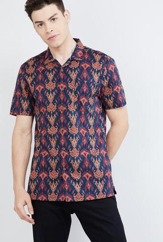MAX Printed Kurta Shirt