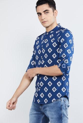 MAX Printed Regular Fit Kurta Shirt