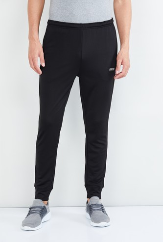MAX Freshon & Neudri by N9 Solid Elasticated Joggers