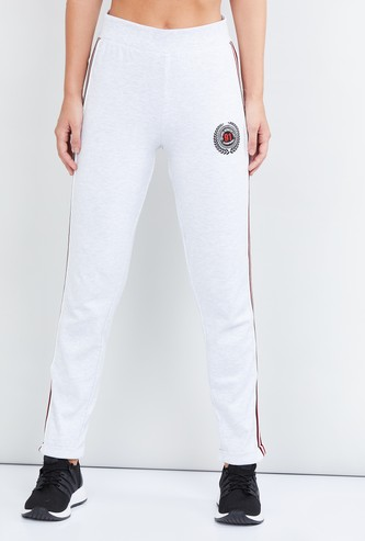 MAX Textured Elasticated Track Pants