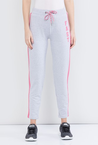MAX Printed Full-Length Track Pants