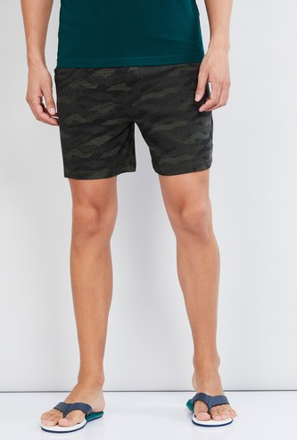 MAX Printed Lounge Shorts