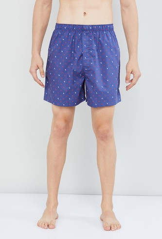 MAX Printed Cotton Boxers