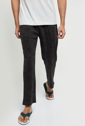 MAX Printed Full-Length Lounge Pants