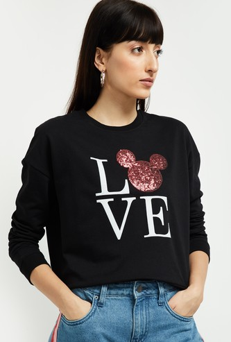 MAX Sequinned Sweatshirt
