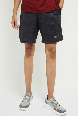 MAX Textured Elasticated Shorts
