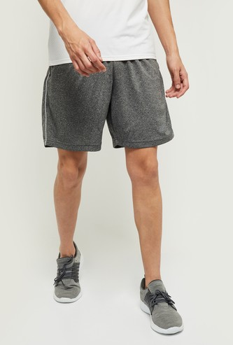 MAX Melange Knit Sports Shorts