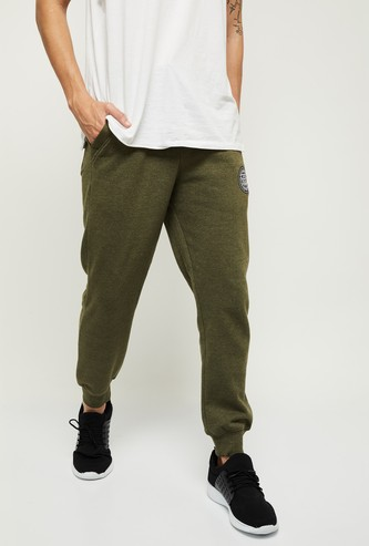 MAX Solid Knitted Joggers