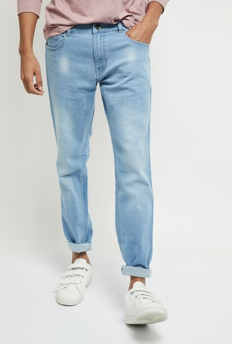 MAX Stonewashed Smart Fit Jeans