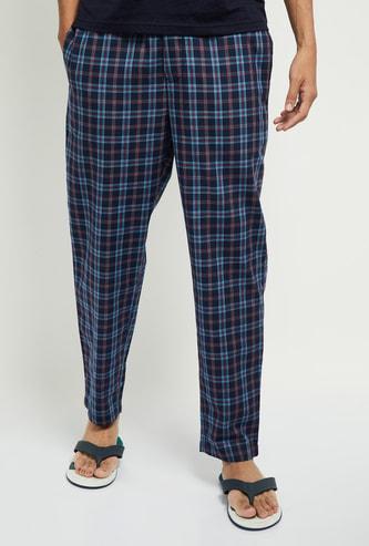 MAX Checked Pyjama Pants
