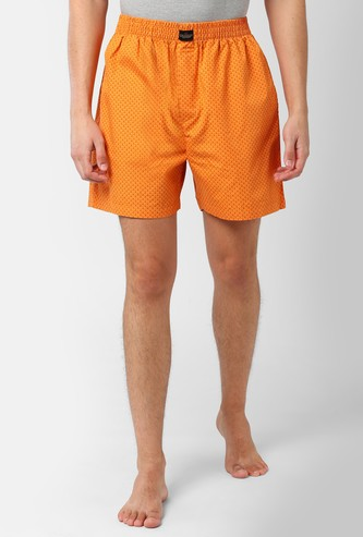 PETER ENGLAND Printed Woven Boxers
