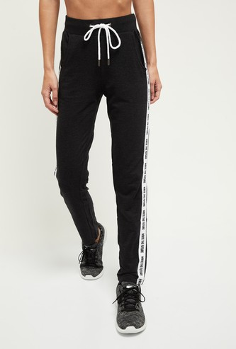 MAX Printed Elasticated Track Pants