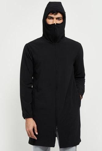 MAX Viroban Anti-Viral Protective Packable Hooded Jacket