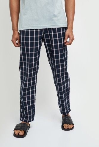 MAX Checked Woven Pyjamas