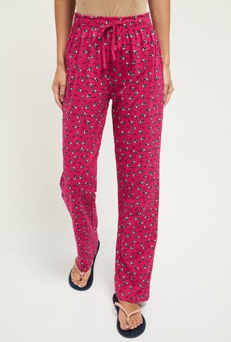 MAX Printed Elasticated Pyjama