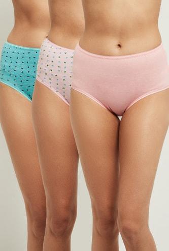 MAX Elasticated Panties - Set Of 3