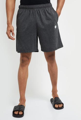 MAX Solid Knitted Lounge Shorts