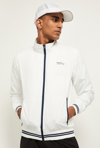 MAX Solid Casual Open-Front Jacket