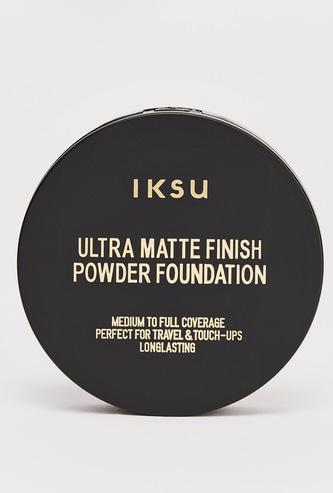 IKSU Ultra Matte Finish Powder Foundation