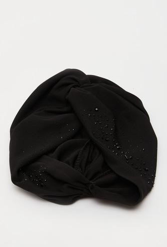 Bead Embellished Turban
