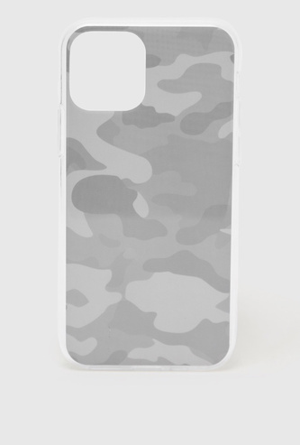 Camouflage Print iPhone 11 Pro Phone Case