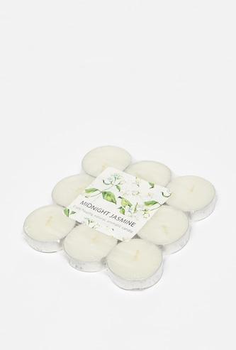 Set of 9 - Midnight Jasmine Fragrance Tealight Candle