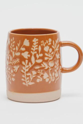 Floral Ceramic Mug