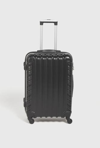 Solid Hardcase Trolley Bag with Retractable Handle