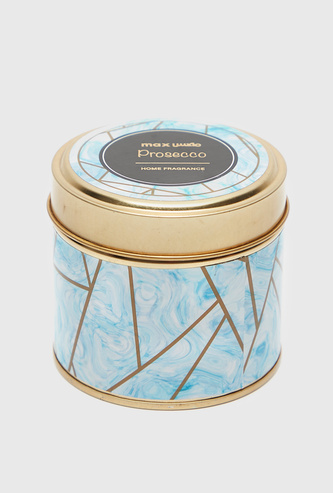 Prosecco Scented Jar Candle with Lid