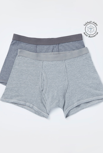 Set of 2 - Knitted Trunks