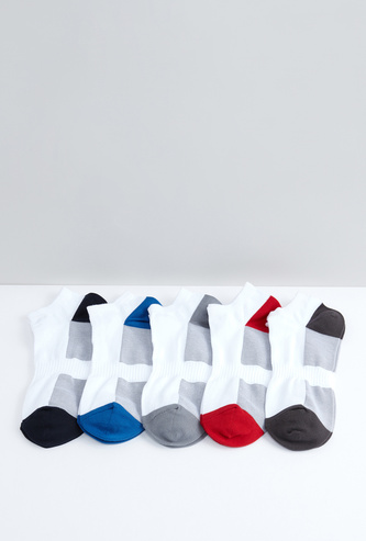 Set of 5 - Ankle Length Sport Socks