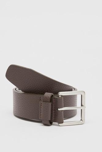 حزام كاجوال بارز الملمس