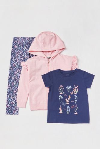 Assorted 3-Piece Clothing Set