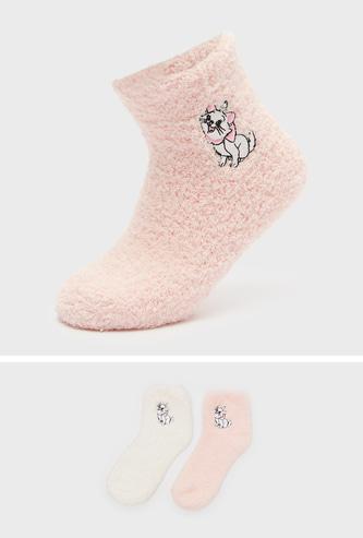 Pack of 2 - Marie Ankle Length Socks