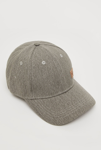 Textured Cap with Eyelets